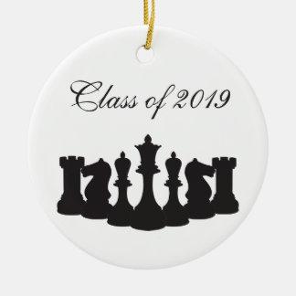 Personalized Chess Graduation Ornament