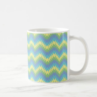 Personalized Chevron Mug