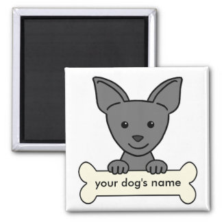 Personalized Chihuahua Fridge Magnets