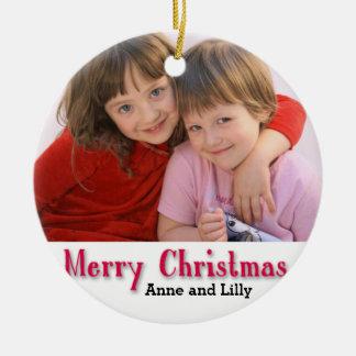 Personalized Children's Ornament