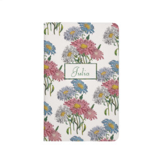 Personalized China Asters Journals