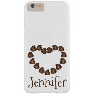 Personalized Chocolate Heart Valentine's Day Case