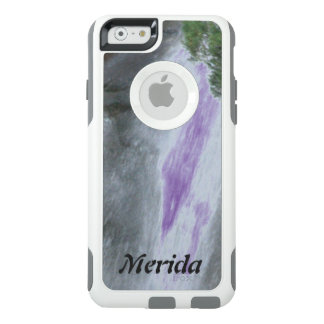 Personalized Choose Color Waterfall OtterBox iPhone 6/6s Case