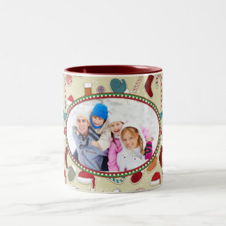 Personalized Christmas Mug with Photo