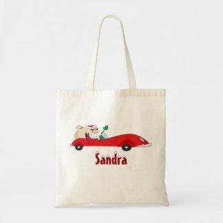 Personalized Christmas Santa Bags
