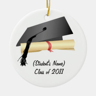 Personalized Class of 2011 Christmas Ornament