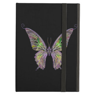 Personalized Colorful Butterfly iPad Case
