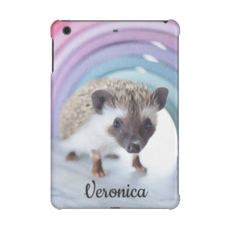 Personalized Colorfully Tiny Hedgehog
