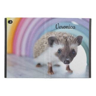 Personalized Colorfully Tiny Hedgehog iPad Mini 4 Case