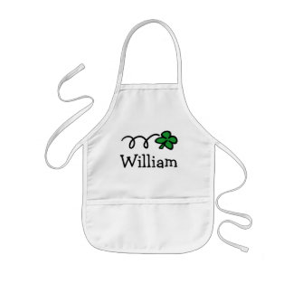 Personalized cooking apron for kids | Small size