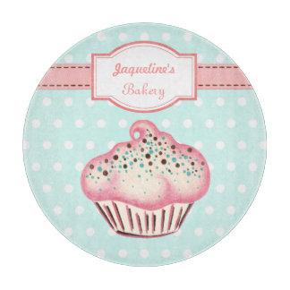 Personalized Cupcake Kitchen Cutting Board Gift
