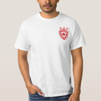 Personalized & Custom Canada Sport Jersey T-Shirt