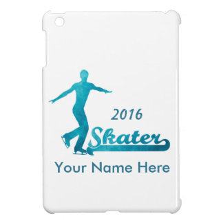 Personalized Custom Figure Skate Giftware Cover For The iPad Mini