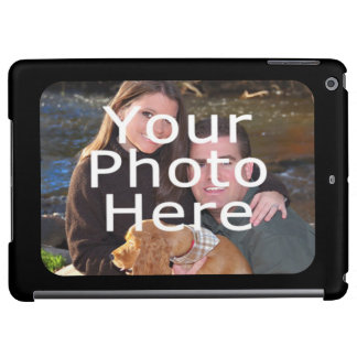 Personalized Custom Photo Horizontal Cover For iPad Air