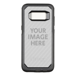 Personalized Custom Photo OtterBox Commuter Samsung Galaxy S8 Case