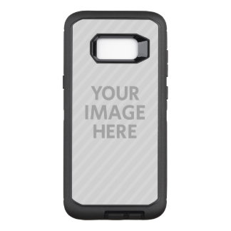 Personalized Custom Photo OtterBox Defender Samsung Galaxy S8+ Case