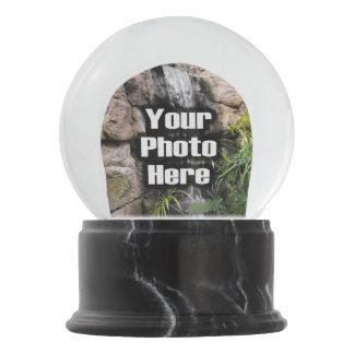 Personalized Custom Photo snow globe
