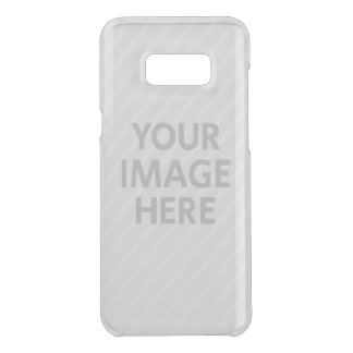 Personalized Custom Photo Uncommon Samsung Galaxy S8 Plus Case