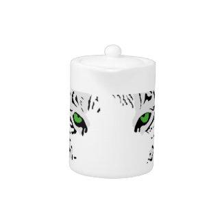 Personalized Custom Snow Tiger