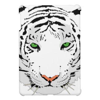 Personalized Custom Snow Tiger Case For The iPad Mini