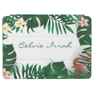 Personalized Custom Tropical Frame iPad Air Case