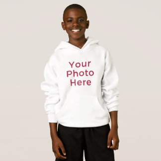 Personalized Customized DIY Photo Child's Hoodie