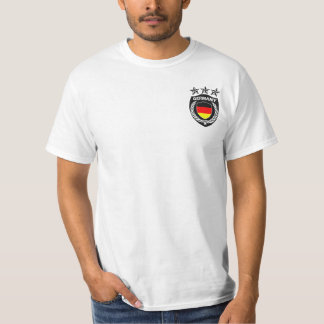 Personalized & Customized Germany Sport Jersey T-S T-Shirt