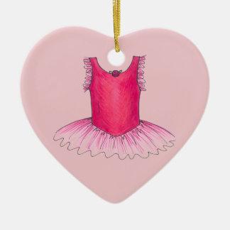 Personalized Dance Teacher Ballet Tutu Ornament