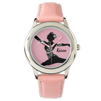 Personalized Dancer Watch