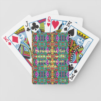 Personalized Deck of Cards #1