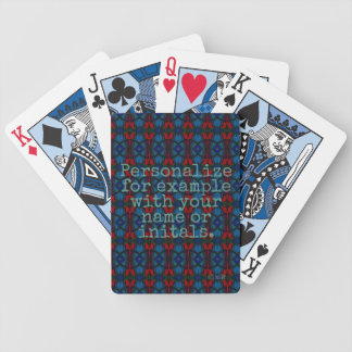 Personalized Deck of Cards #21