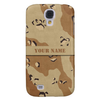 Personalized Desert Camouflage HTC Vivid Case
