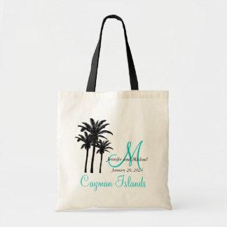 Personalized Destination Wedding Beach Guest