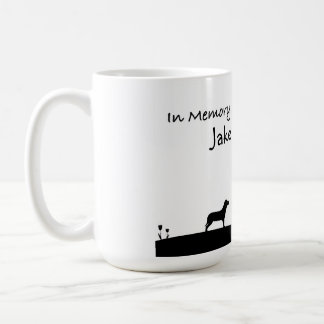 Personalized Dog Memorial Mug