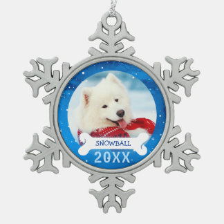 Personalized Dog Ornaments | Photo Christmas