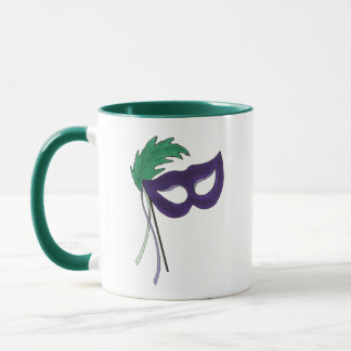 Personalized Drama Theatre Teacher Masquerade Mask Mug