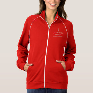 Personalized e-commerce Red Jacket