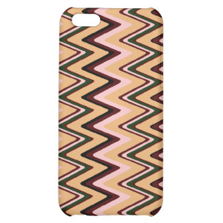 Personalized Earth Tones Zigzag iPhone 4 Speck Cas iPhone 5C Case