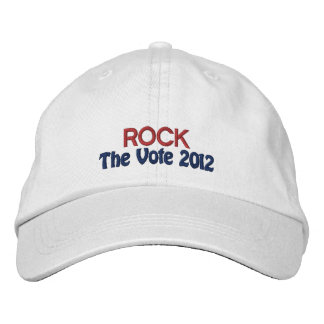 Personalized Election Day Embroidered Hat