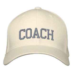 659652b0183 Personalized   Embroidered Coach Cap