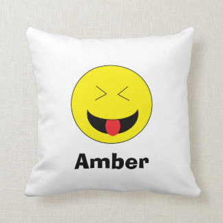 Personalized Emoji Pillow