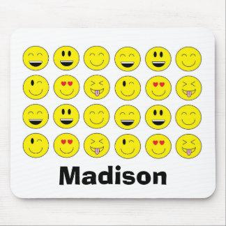 Personalized Emojis Mousepad