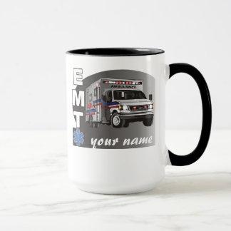 Personalized EMT Mug