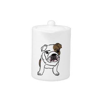 Personalized English Bulldog Puppy