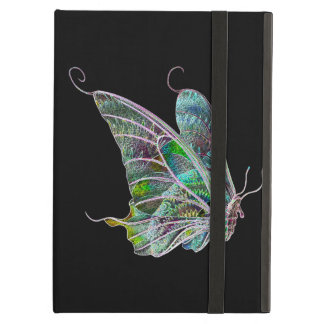 Personalized Exotic Butterfly iPad Case