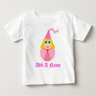 Personalized Fairy Tale Princess T-shirt
