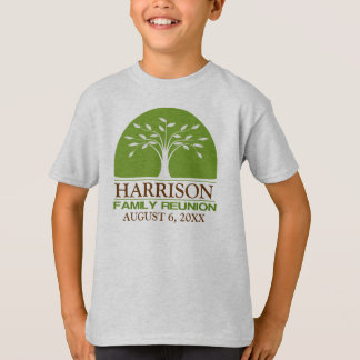 Personalized Family Reunion Shirt