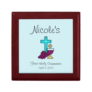 Personalized First Holy Communion Gift Box