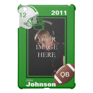 Personalized Football  Cover For The iPad Mini