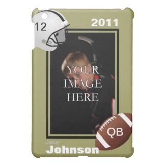 Personalized Football  iPad Mini Cases